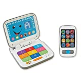 Fisher-Price Laugh & Learn Smart Stages Laptop and Smart Phone Gift Set