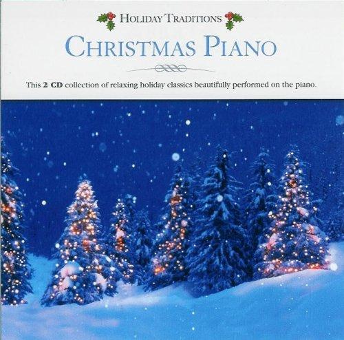 Christmas Canon Piano Solo: Christmas Piano 2-cd $8.05