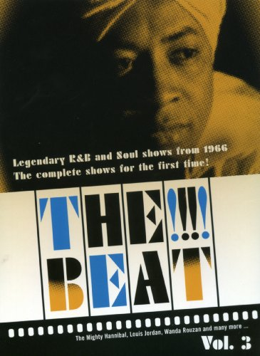 The !!!! Beat: Legendary R&B and Soul Shows From 1966, Vol. 3
