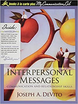 messages the communication skills book pdf