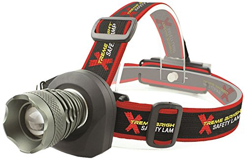Xtreme Bright Brilliant Headlamp, Sonic Silver