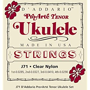 ukulele strings types low g and brands. Black Bedroom Furniture Sets. Home Design Ideas