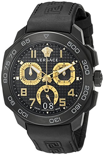 Versace gentles watch Dylos Chrono PVQC02-P0015 PNUL