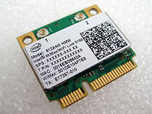 Intel Link 5150 512Anx_Hmw Half Mini Pcie Wlan Wireless Card For Dell K002F U436M