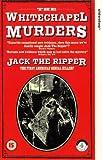 The Whitechapel Murders [VHS]