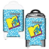 MTV: Cheetah Logo Can Koozie