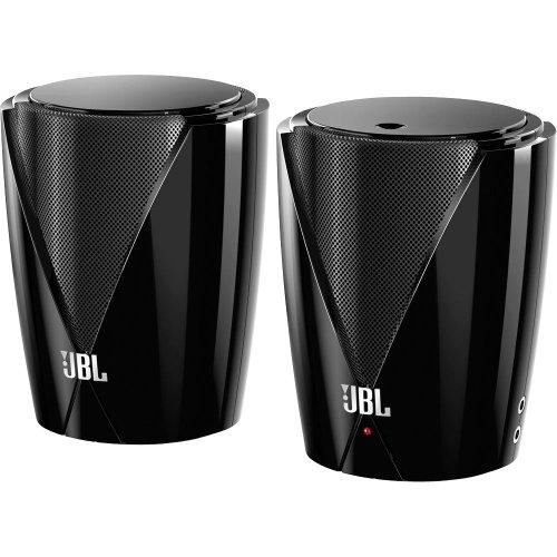 JBL Jembe Two-Piece Entertainment Speakers