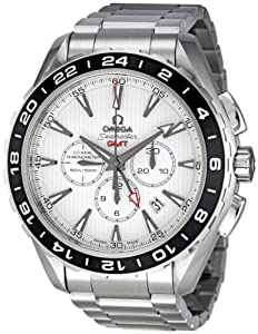 Omega Men's 231.10.44.52.04.001 Seamaster Aqua Terrra White Dial Watch