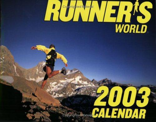Runner\'s World 2003 Calendar