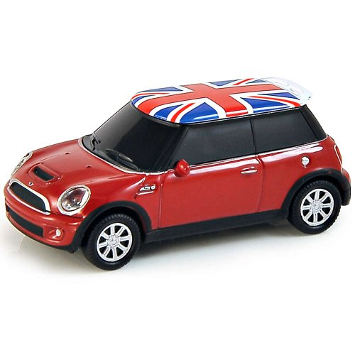 Mini Cooper Union Jack USB 4GB