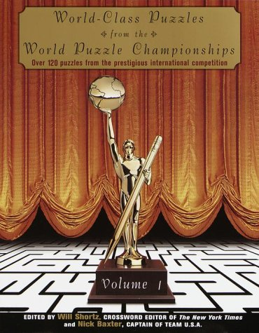 World-class Puzzles from the World Puzzle Championships