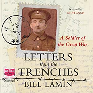 Letters from the Trenches Audiobook