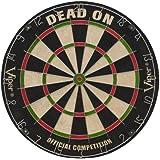Viper Dead-On Sisal Dartboard.