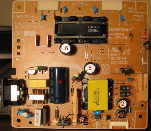 Repair Kit, Samsung Syncmaster 940