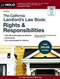 img - for The California Landlord's Law Book: Rights & Responsibilities (California Landlord's Law Book : Rights and Responsibilities) book / textbook / text book