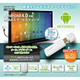 極小ドングル型Android4.0PC端末 HDMIスマートスティック
