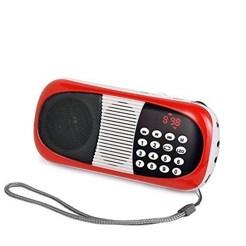 Retro Radio - Miniature FM Radio - Random Designs