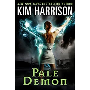 Pale Demon (The Hollows) [Hardcover]