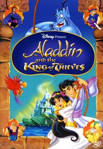 Aladdin and the King of Thieves (Aladdin 2 compare prices)