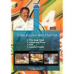 Chef Tell DVD 4