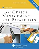 Law Office Management for Paralegals, Second Edition (Aspen College)