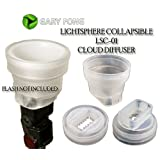 Gary Fong GFLSC01 LightSphere Collapsible Flash Diffuser ~ Gary Fong
