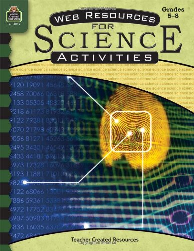 Web Resources For Science Activities
