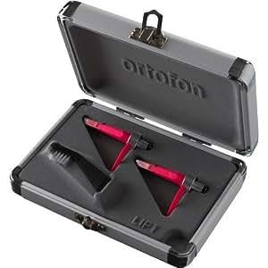 オルトフォン 【並行輸入品】Ortofon Concorde Scratch Twin Pack - 2 x DJ Cartridges each fitted with stylus