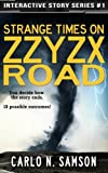 img - for Strange Times on Zzyzx Road: An Interactive Story book / textbook / text book