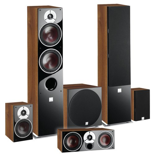 DALI-ZENSOR-7-51-Home-Cinema-Speaker-Package-Walnut-5-Year-Guarantee-2-Year-Guarantee-on-sub-Free-next-working-day-delivery-most-mainland-UK-addresses