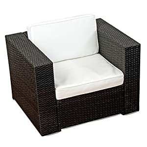 xinro 1er premium lounge sessel lounge sofa gartenm bel g nstig loungesofa. Black Bedroom Furniture Sets. Home Design Ideas