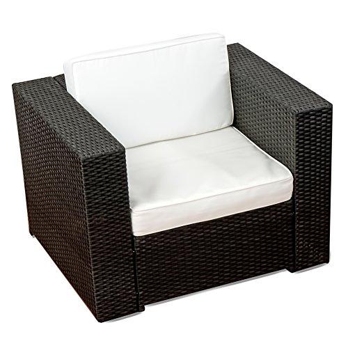 XINRO-1er-Premium-Lounge-Sessel-Lounge-Sofa-Gartenmbel-gnstig-Loungesofa-Polyrattan-XXL-Rattan-Sessel-InOutdoor-handgeflochten-mit-Kissen-schwarz