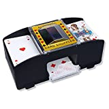S/O Elektrischer Kartenmischer 2 Decks Kartenmischmaschine...