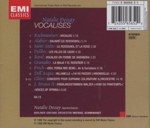rachmaninov vocalise natalie dessay Vocalise ( rachmaninov) : natalie dessay→ download, listen and view free vocalise ( rachmaninov) : natalie dessay mp3, video and lyrics.