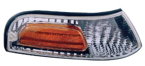 Depo 331-1557R-US Ford Crown Victoria Passenger Side Replacement Parking/Side Marker Lamp Unit Style: Passenger Side (RH)