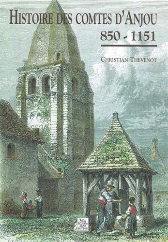 Histoire des comtes d'Anjou