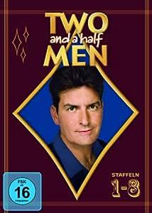 Two and a half Men Superbox - Die kompletten Staffeln mit Charlie Sheen: 1-8 (Exklusiv bei Amazon.de) [29 DVDs]