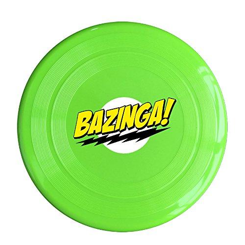 TLK Bazinga! The Big Bang Theory 150 Gram Ultimate Sport Disc Frisbee