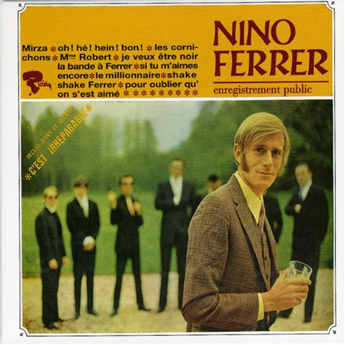 Nino Ferrer - Enregistrement Public - Zortam Music