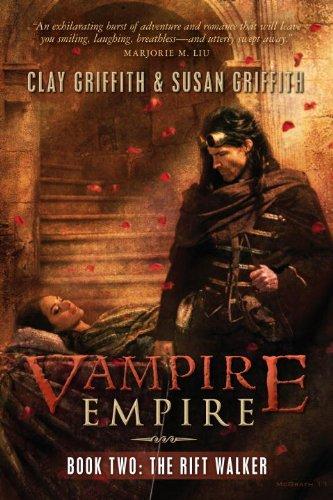 Image of The Rift Walker (Vampire Empire)