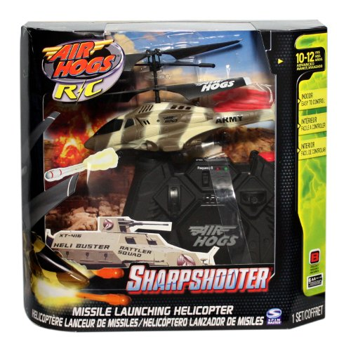 Air Hogs Desert Camouflage Sharp Shooter Ch B (Sharp Shooter Helicopter compare prices)