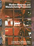 img - for Modern Materials and Manufacturing Processes (3rd Edition) book / textbook / text book