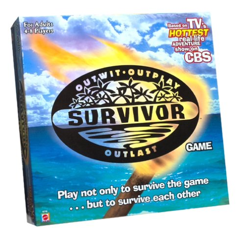 Survivor Outwit Outlast Game - 1
