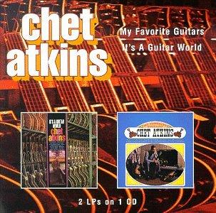 Chet Atkins - My Favorite Guitars - Zortam Music