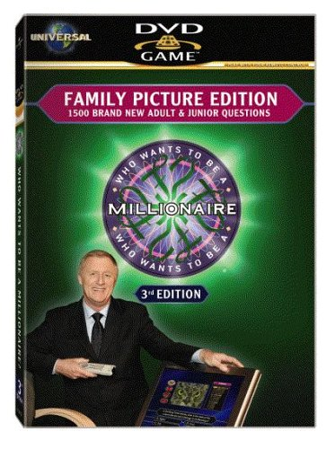 Who Wants to Be a Millionaire? - 3rd Edition [Interactive DVD]