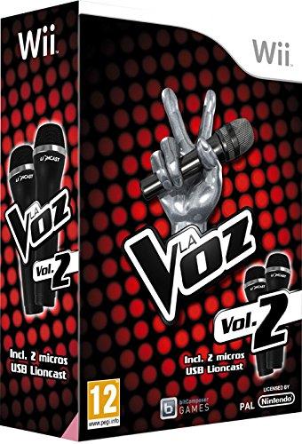 Badland - Badland Wii La Voz Vol. 2 Bundle - B50613
