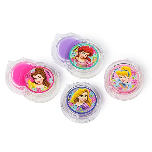 Disney Princess Party Favors - 4 Lip Gloss