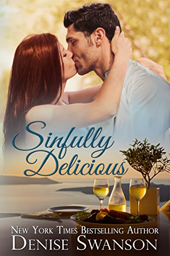 Take one smoking-hot top chef who thinks food should be a sensual adventure, add a venture capitalist who is struggling with her weight, and mix well:  Sinfully Delicious (Delicious romance series Book 1) by NYT bestselling author Denise Swanson
