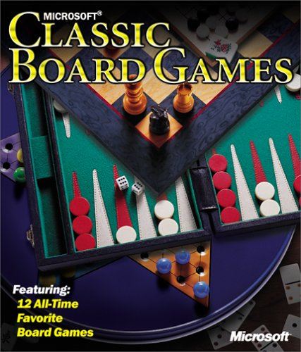 Microsoft Classic Board Games (featuring 12 all-time favorites)