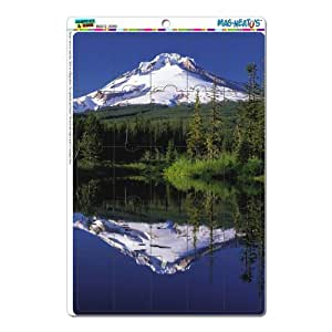 Amazon.com: Graphics and More Mount Hood Oregon Pacific Northwest Mag